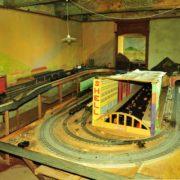 L'impianto elettrico del Trenino del Conte