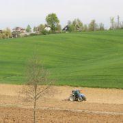 Il paesaggio della'Azienda agricola