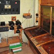 Stanza 1: cabina di comando