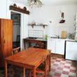La cucina della Casa dell'Ortolano